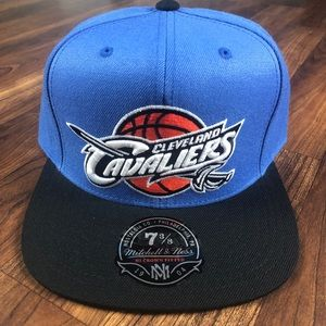 NWT Mitchell & Ness Cleveland Cavaliers Hat